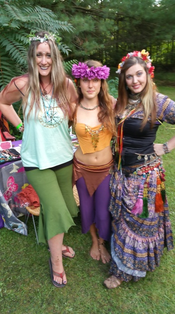 Faerie FanFaire Festival, Fairies, Stonehedge Gardens, South Tamaqua, 8-22-2015 (158)