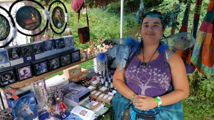 Faerie FanFaire Festival, Fairies, Stonehedge Gardens, South Tamaqua, 8-22-2015 (177)