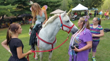 Faerie FanFaire Festival, Fairies, Stonehedge Gardens, South Tamaqua, 8-22-2015 (249)