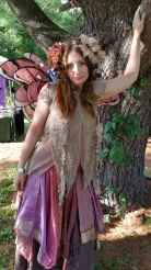 Faerie FanFaire Festival, Fairies, Stonehedge Gardens, South Tamaqua, 8-22-2015 (257)
