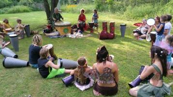 Faerie FanFaire Festival, Fairies, Stonehedge Gardens, South Tamaqua, 8-22-2015 (266)