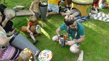 Faerie FanFaire Festival, Fairies, Stonehedge Gardens, South Tamaqua, 8-22-2015 (298)