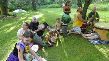 Faerie FanFaire Festival, Fairies, Stonehedge Gardens, South Tamaqua, 8-22-2015 (313)