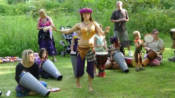 Faerie FanFaire Festival, Fairies, Stonehedge Gardens, South Tamaqua, 8-22-2015 (339)