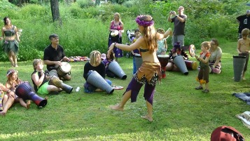 Faerie FanFaire Festival, Fairies, Stonehedge Gardens, South Tamaqua, 8-22-2015 (340)