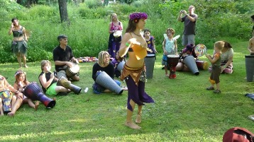 Faerie FanFaire Festival, Fairies, Stonehedge Gardens, South Tamaqua, 8-22-2015 (341)
