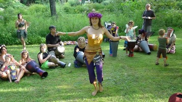 Faerie FanFaire Festival, Fairies, Stonehedge Gardens, South Tamaqua, 8-22-2015 (342)