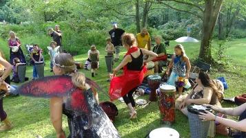 Faerie FanFaire Festival, Fairies, Stonehedge Gardens, South Tamaqua, 8-22-2015 (349)