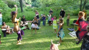 Faerie FanFaire Festival, Fairies, Stonehedge Gardens, South Tamaqua, 8-22-2015 (351)