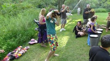 Faerie FanFaire Festival, Fairies, Stonehedge Gardens, South Tamaqua, 8-22-2015 (355)