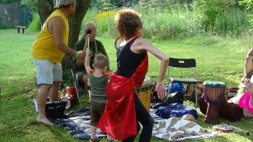 Faerie FanFaire Festival, Fairies, Stonehedge Gardens, South Tamaqua, 8-22-2015 (359)