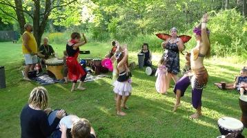 Faerie FanFaire Festival, Fairies, Stonehedge Gardens, South Tamaqua, 8-22-2015 (362)
