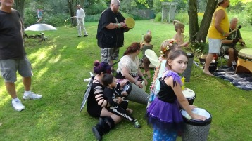 Faerie FanFaire Festival, Fairies, Stonehedge Gardens, South Tamaqua, 8-22-2015 (365)