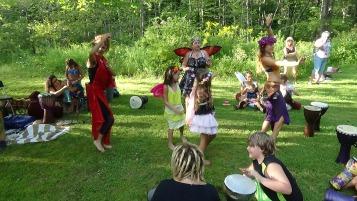 Faerie FanFaire Festival, Fairies, Stonehedge Gardens, South Tamaqua, 8-22-2015 (366)