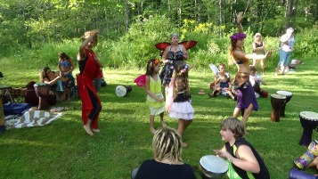 Faerie FanFaire Festival, Fairies, Stonehedge Gardens, South Tamaqua, 8-22-2015 (366)