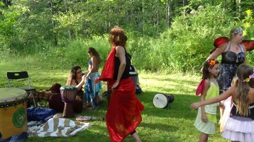 Faerie FanFaire Festival, Fairies, Stonehedge Gardens, South Tamaqua, 8-22-2015 (367)