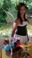 Faerie FanFaire Festival, Fairies, Stonehedge Gardens, South Tamaqua, 8-22-2015 (37)