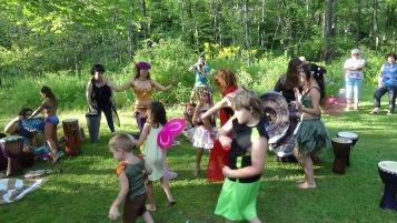 Faerie FanFaire Festival, Fairies, Stonehedge Gardens, South Tamaqua, 8-22-2015 (376)