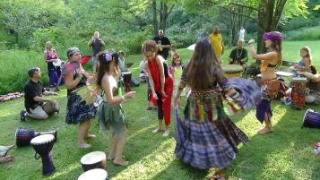 Faerie FanFaire Festival, Fairies, Stonehedge Gardens, South Tamaqua, 8-22-2015 (378)