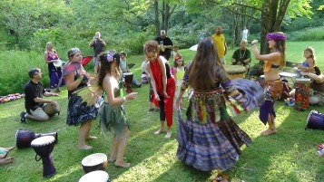 Faerie FanFaire Festival, Fairies, Stonehedge Gardens, South Tamaqua, 8-22-2015 (378)