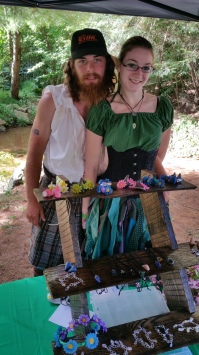 Faerie FanFaire Festival, Fairies, Stonehedge Gardens, South Tamaqua, 8-22-2015 (38)