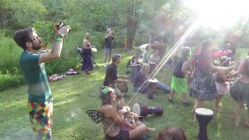 Faerie FanFaire Festival, Fairies, Stonehedge Gardens, South Tamaqua, 8-22-2015 (380)