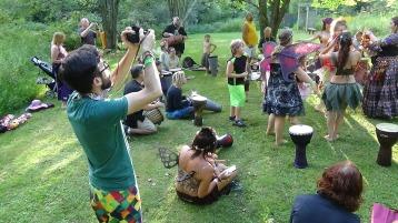 Faerie FanFaire Festival, Fairies, Stonehedge Gardens, South Tamaqua, 8-22-2015 (381)