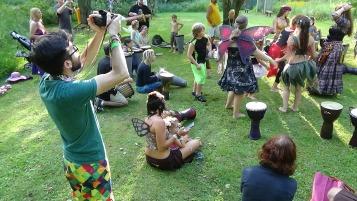 Faerie FanFaire Festival, Fairies, Stonehedge Gardens, South Tamaqua, 8-22-2015 (382)