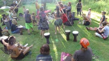 Faerie FanFaire Festival, Fairies, Stonehedge Gardens, South Tamaqua, 8-22-2015 (383)