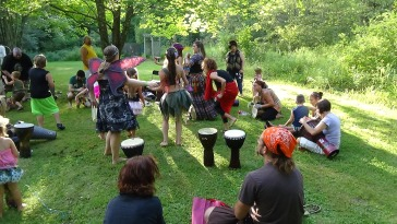 Faerie FanFaire Festival, Fairies, Stonehedge Gardens, South Tamaqua, 8-22-2015 (385)