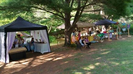 Faerie FanFaire Festival, Fairies, Stonehedge Gardens, South Tamaqua, 8-22-2015 (50)
