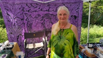 Faerie FanFaire Festival, Fairies, Stonehedge Gardens, South Tamaqua, 8-22-2015 (59)