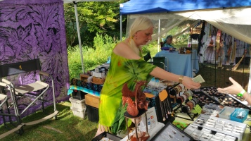 Faerie FanFaire Festival, Fairies, Stonehedge Gardens, South Tamaqua, 8-22-2015 (60)