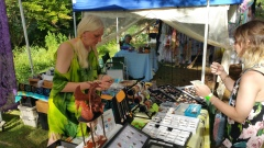 Faerie FanFaire Festival, Fairies, Stonehedge Gardens, South Tamaqua, 8-22-2015 (61)