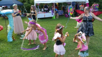 Faerie FanFaire Festival, Fairies, Stonehedge Gardens, South Tamaqua, 8-22-2015 (88)