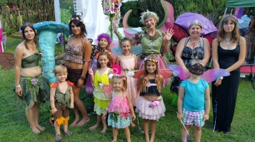 Faerie FanFaire Festival, Fairies, Stonehedge Gardens, South Tamaqua, 8-22-2015 (92)