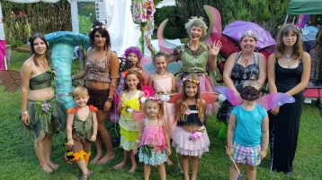 Faerie FanFaire Festival, Fairies, Stonehedge Gardens, South Tamaqua, 8-22-2015 (93)