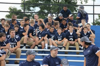 Fall Meet The Raiders, TASD Sports Stadium, Tamaqua, 8-26-2015 (64)