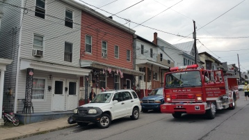 False Alarm, No Fire, No Smoke, West Spruce Street, Tamaqua, 8-30-2015 (6)