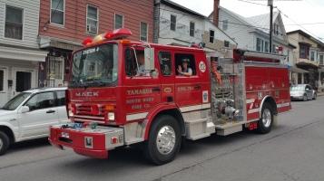 False Alarm, No Fire, No Smoke, West Spruce Street, Tamaqua, 8-30-2015 (7)