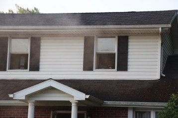 House Fire, 14 West Cherry Street, Tresckow, 8-17-2015 (10)
