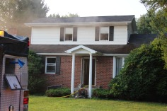 House Fire, 14 West Cherry Street, Tresckow, 8-17-2015 (13)