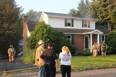 House Fire, 14 West Cherry Street, Tresckow, 8-17-2015 (24)