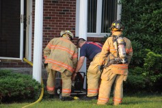 House Fire, 14 West Cherry Street, Tresckow, 8-17-2015 (28)