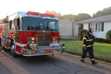 House Fire, 14 West Cherry Street, Tresckow, 8-17-2015 (55)
