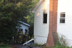 House Fire, 14 West Cherry Street, Tresckow, 8-17-2015 (58)