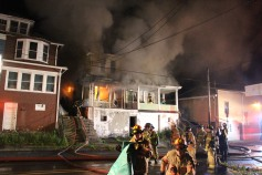 House Fire, 40-42 West Water Street, US209, Coaldale, 8-4-2015 (154)