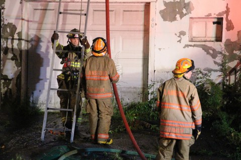 House Fire, 40-42 West Water Street, US209, Coaldale, 8-4-2015 (299)
