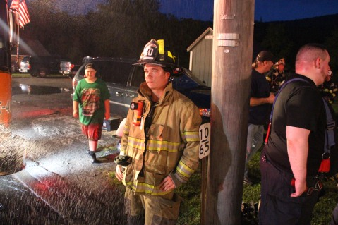 House Fire, 40-42 West Water Street, US209, Coaldale, 8-4-2015 (396)