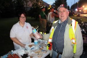 House Fire, 40-42 West Water Street, US209, Coaldale, 8-4-2015 (431)